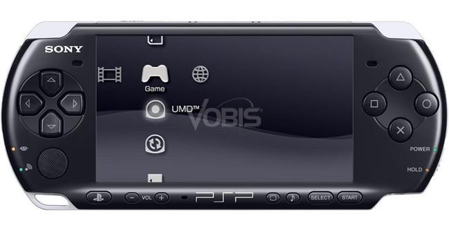 Play Station Portable 3004 Czarny