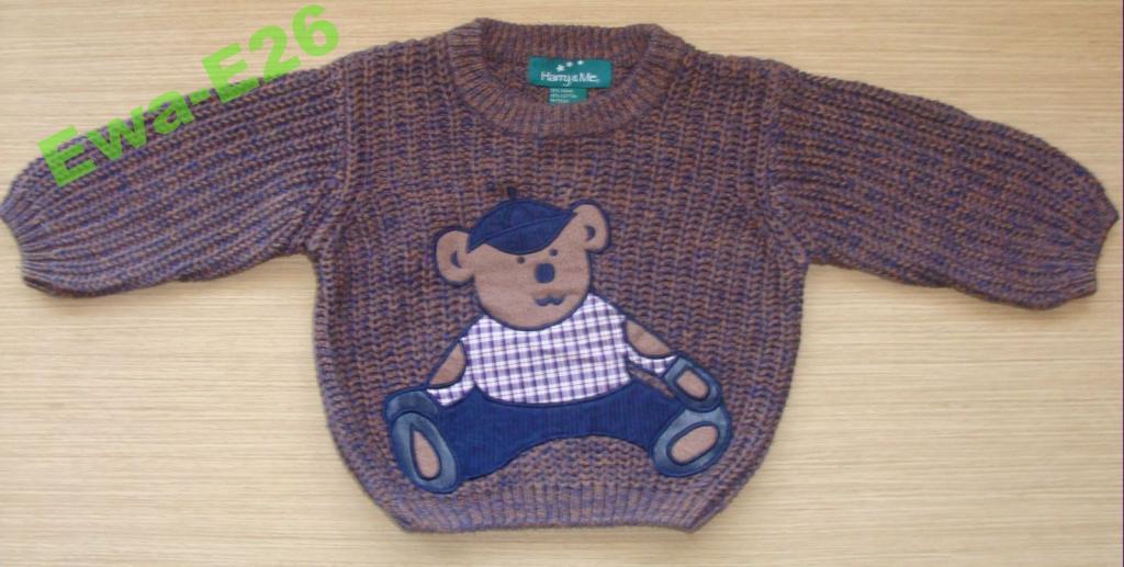 Sweterek dla misia!!:D