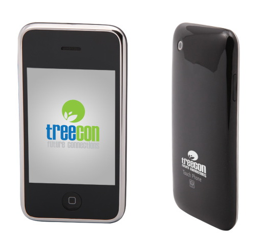 Telefon Treecon i9+++ DUAL SIM PL MENU