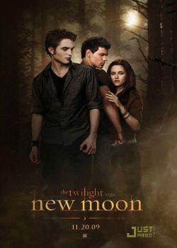 Bilet do kina na film ,,Księżyc w Nowiu