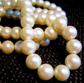 Maseczka MORSKA z perłami