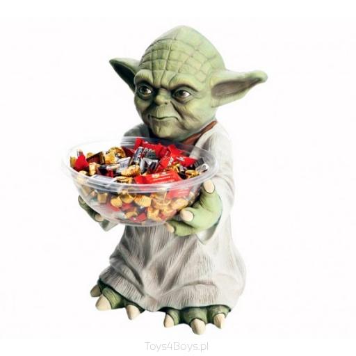 Cukierkowy Mistrz Yoda