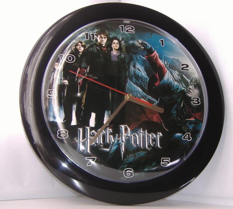 Zegar Harry Potter i Czara Ognia