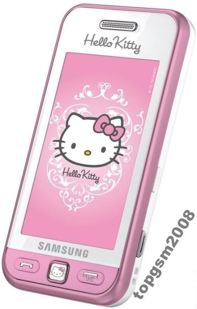 samsung avila Hello Kitty!^^