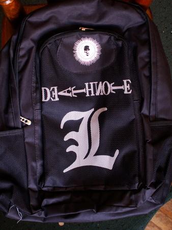 Plecak Death Note
