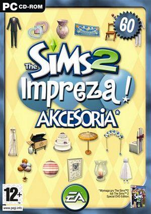 Sims 2 impreza!