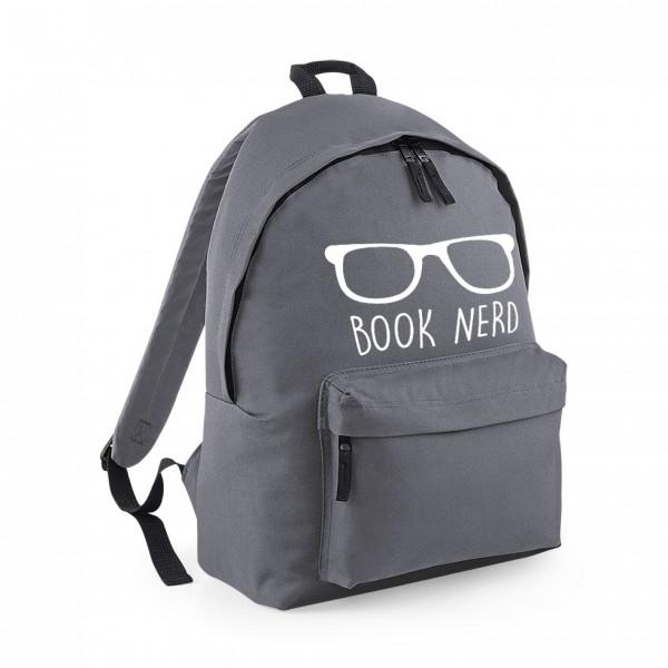 Plecak z napisem