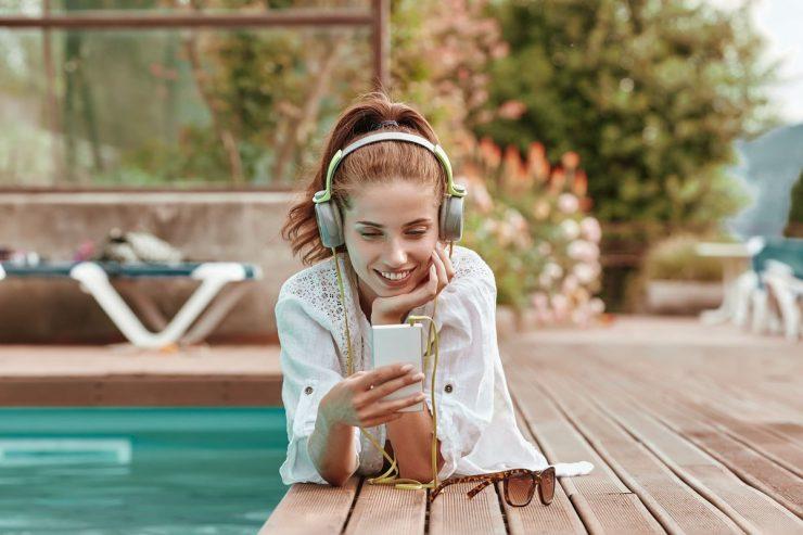 Telefon grający najlepiej muzykę