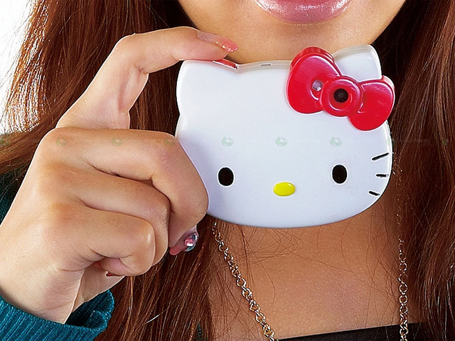Aparat Hello Kitty