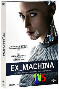 EX-MACHINA OSCAR ISAAC  FOLIA  BŁYSKAWICZNA WYS