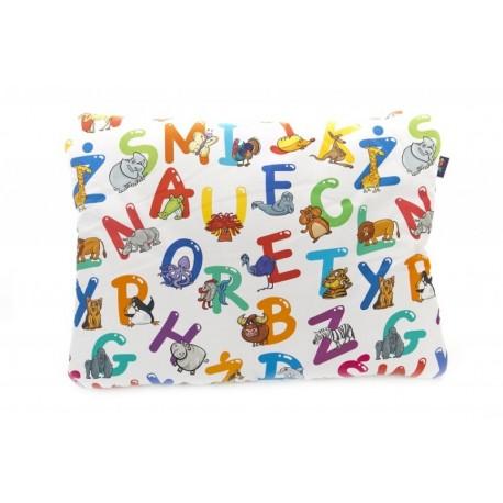 Pościel bez wypełnienia alfabet