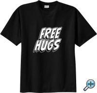 T-Shirt Free Hugs