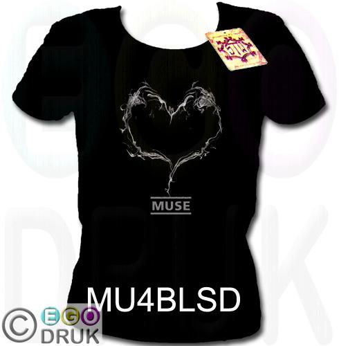 Koszulka I love Muse