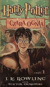 Harry Potter i Czara Ognia audio książka