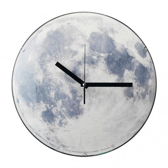 Zegar Księżyc