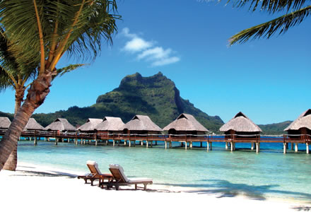 Wycieczka na Bora Bora