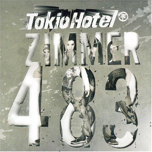płyta Tokio Hotel Zimmer 483