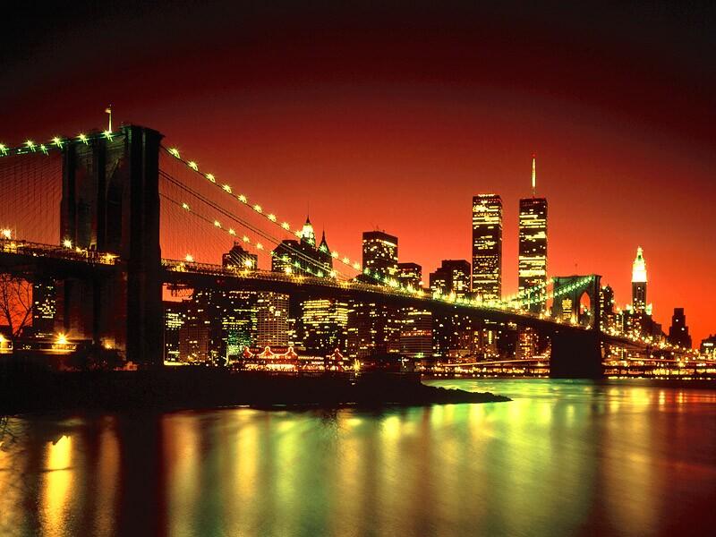Polecieć do Nowego Jorku ;*