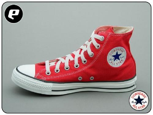 Trampki converse (czerwone)
