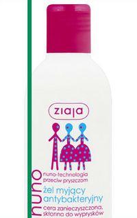Ziaja - żel do mycia twarzy