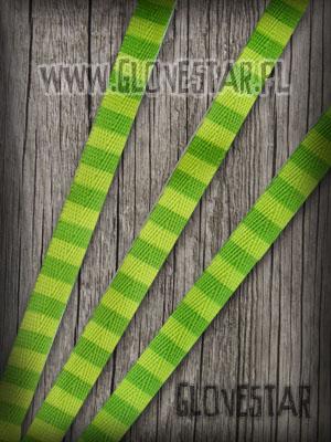 sznurówki w paski