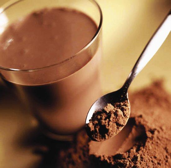 dużo kakao (na święta^^)