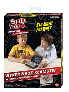 Spy Gear, Wykrywacz kłamstw, zabawka elektroniczna