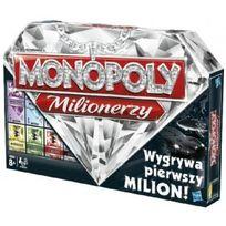 Monopoly Milionerzy, gra planszowa