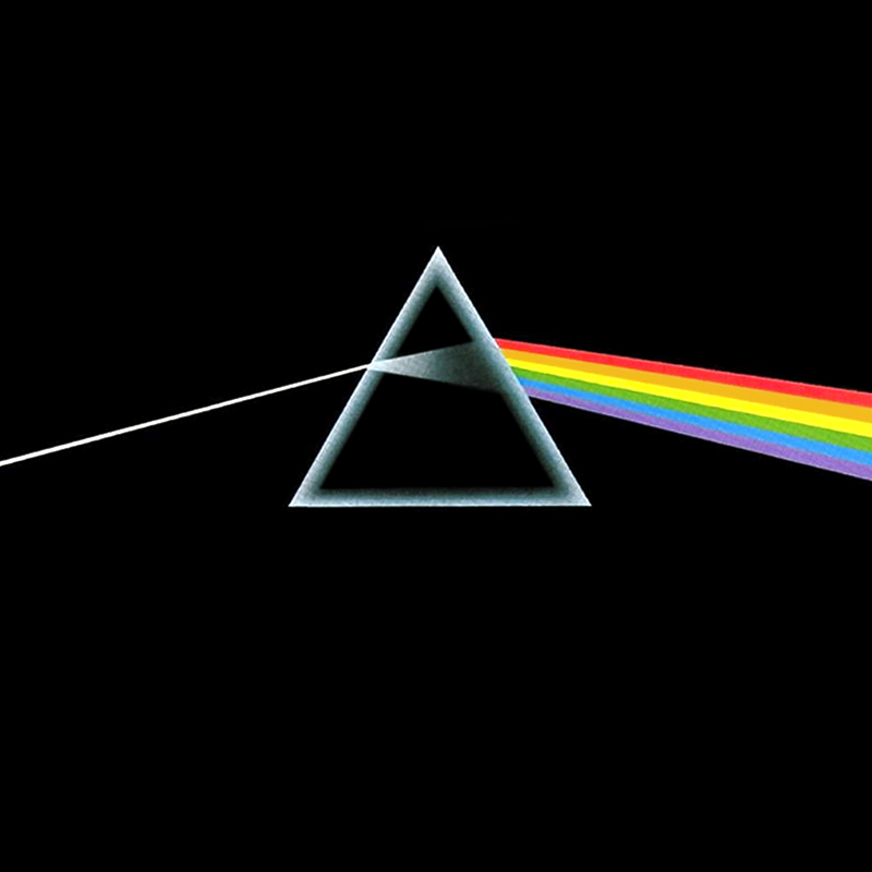 Płyta Pink Floyd - The Dark Side of the moon