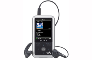 Sony NWZ-S615F