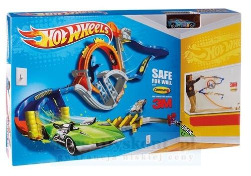 Tor - Supertor - Ścianowce - Hot Wheels - Mattel - W2108