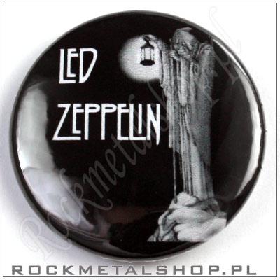 Przypinka Led Zeppelin