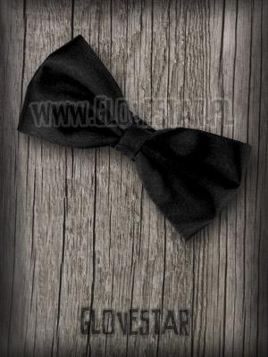 XL kokardka czarna