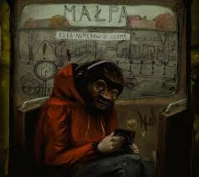 płyta Małpa- kilka numerów o czymś