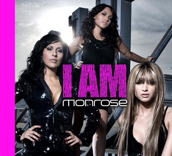 Płyta Monrose I am