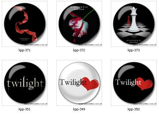 Kolczyki Twilight xD