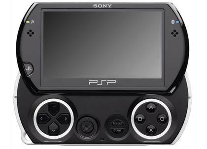 PSP Go Black