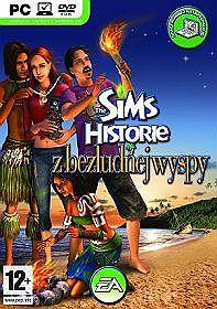 The Sims 2 HISTORIE BEZLUDNEJ WYSPY