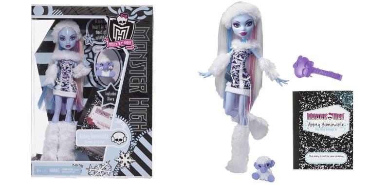 lalka Monster High Abbey Bomianble
