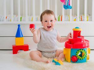 Zabawki edukacyjne dla niemowląt