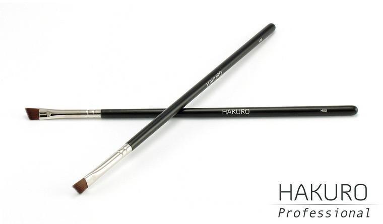 Pędzel do makijażu Hakuro H85 do eyelinera