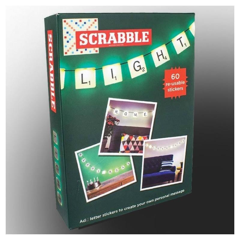 Lampa Scrabble