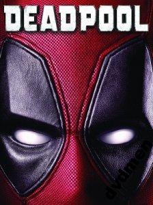 Deadpool  (Tim Miller) Marvel  DVD FOLIA PL