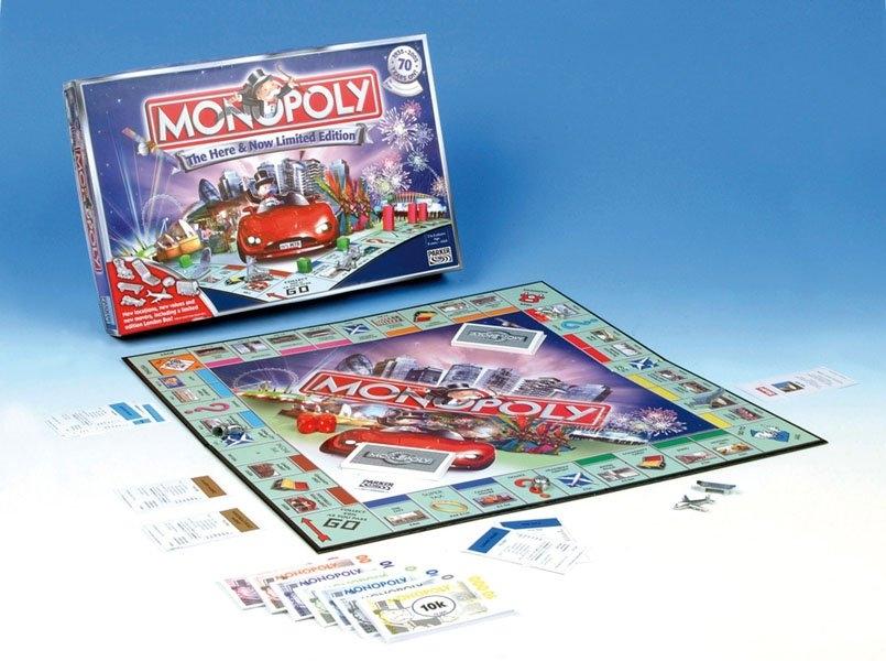 Monopoly Tu i teraz