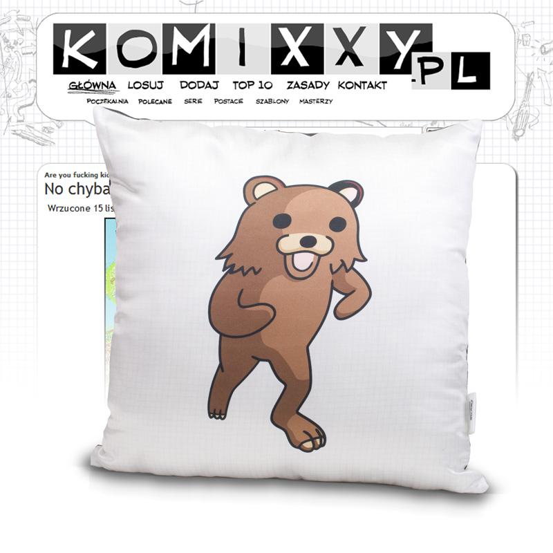 Poduszka Pedobear