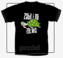 Koszulka Zabili mi Żółwia !!!