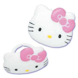 pierścionek Hello Kitty