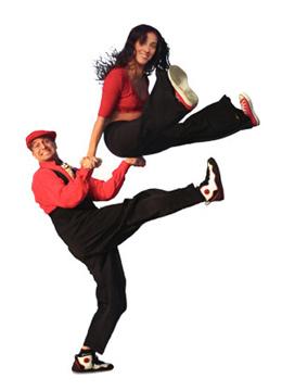 kurs tańca boogie woogie