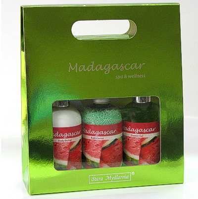 Zestaw kosmetyków MADAGASCAR