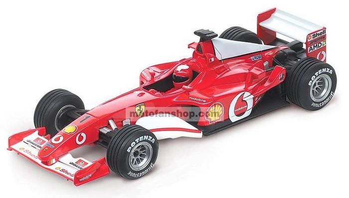 Model RC zdalnie sterowany Ferrari F202 V10 #1 Carrera Evolution PRO-X